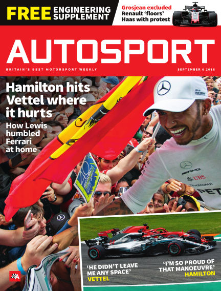 Autosport September 06, 2018 00:00