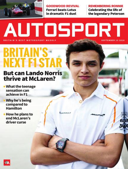 Autosport September 13, 2018 00:00