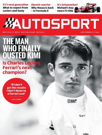 Autosport September 27, 2018 00:00