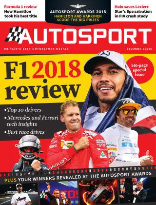 Autosport 6th December 2018