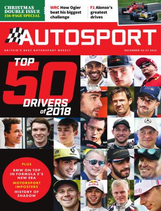 Autosport 27th December 2018
