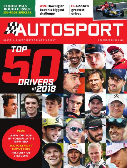 Autosport December 20, 2018 00:00