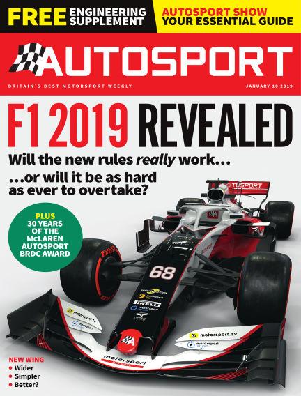 Autosport January 10, 2019 00:00