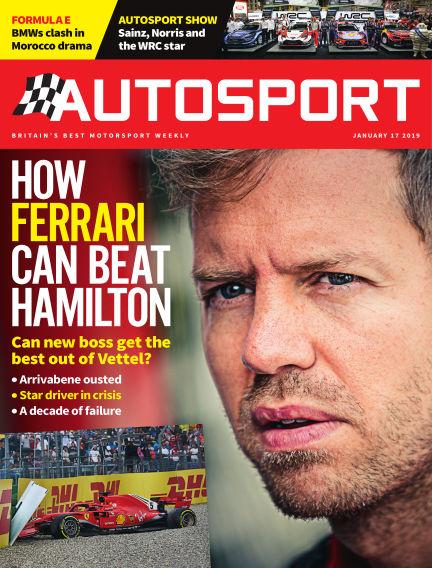 Autosport January 17, 2019 00:00