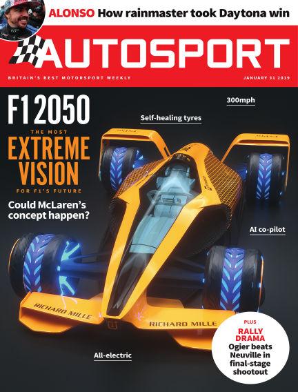 Autosport January 31, 2019 00:00