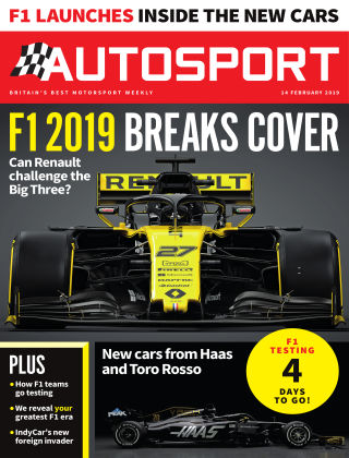 Autosport 14th February 2019