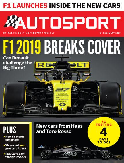 Autosport February 14, 2019 00:00