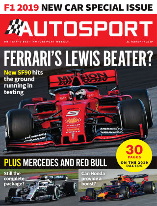 Autosport 21st February 2019