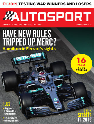 Autosport 27th February 2019