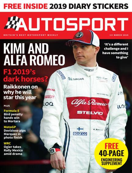 Autosport March 14, 2019 00:00