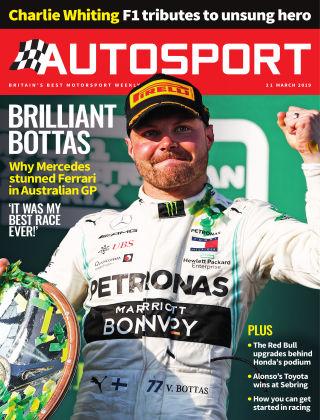 Autosport 21 March 2019