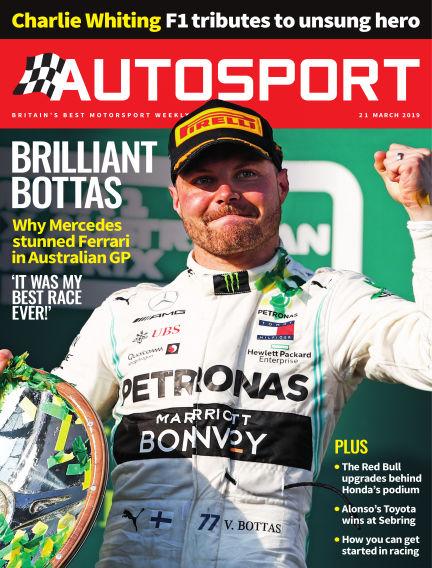 Autosport March 21, 2019 00:00