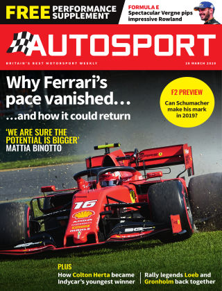 Autosport 28th March 2019