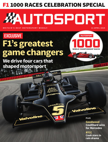 Autosport April 11, 2019 00:00