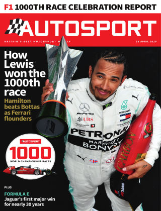 Autosport 18th April 2019