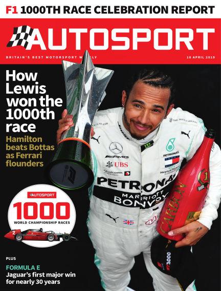Autosport April 18, 2019 00:00