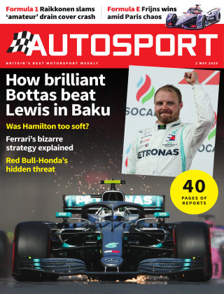 Autosport 2nd May 2019