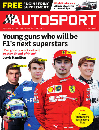 Autosport 9th May 2019