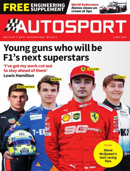 Autosport May 09, 2019 00:00