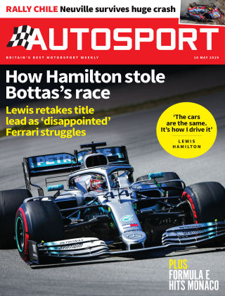 Autosport 16th May 2019