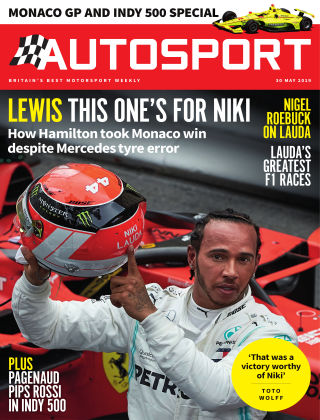 Autosport 30th May 2019