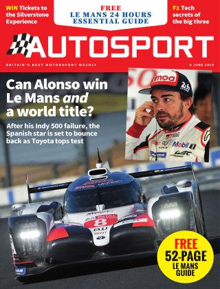 Autosport 6th June 2019