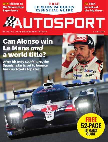 Autosport June 06, 2019 00:00