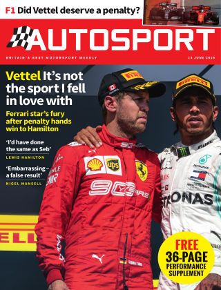 Autosport 13th June 2019