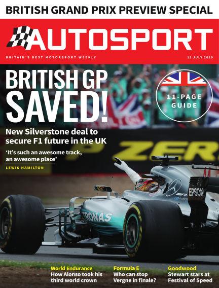 Autosport July 11, 2019 00:00