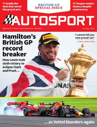 Autosport 18th July 2019