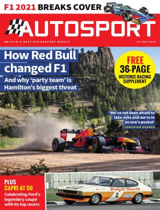 Autosport 25th August 2019