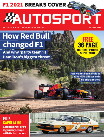 Autosport July 25, 2019 00:00