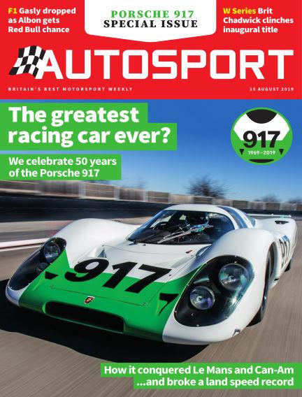 Autosport August 15, 2019 00:00