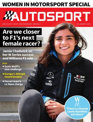 Autosport 22nd August 2019