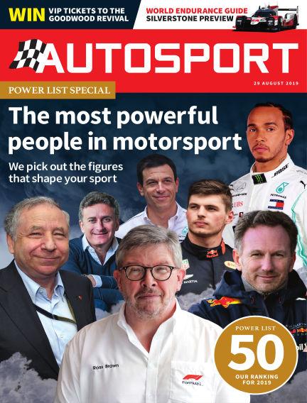 Autosport August 29, 2019 00:00