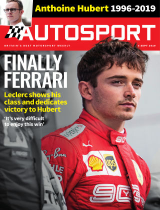 Autosport 5th September 2019