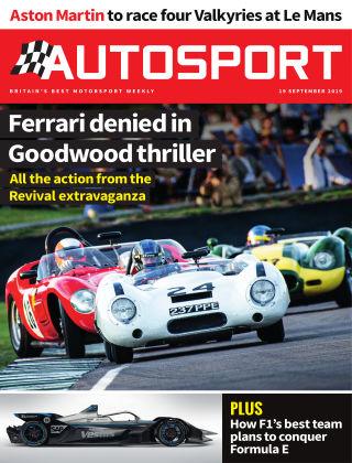 Autosport 19th September 2019