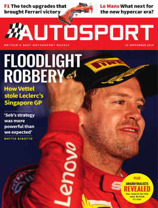Autosport 26th September 2019