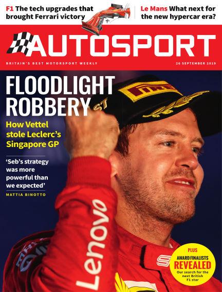 Autosport September 26, 2019 00:00