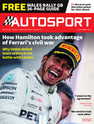 Autosport 3rd October 2019