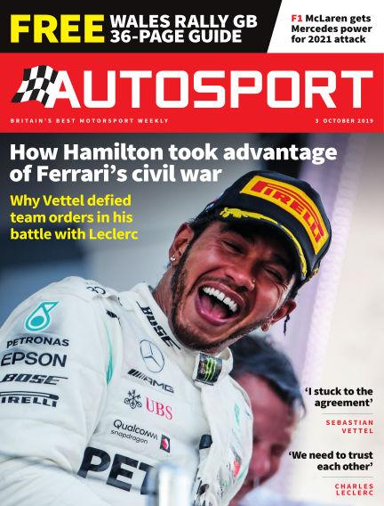 Autosport October 03, 2019 00:00