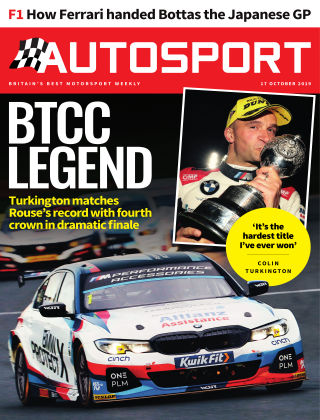 Autosport 17th October 2019