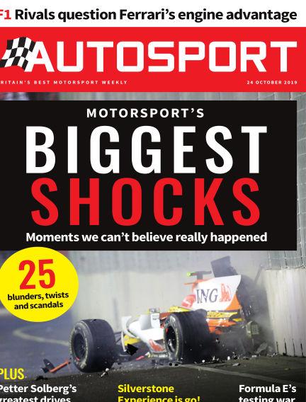 Autosport October 24, 2019 00:00