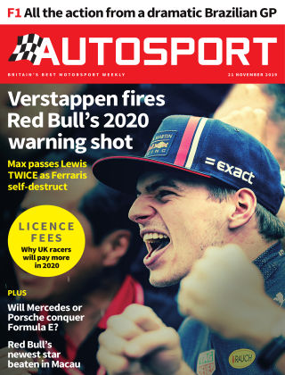 Autosport 21st November 2019