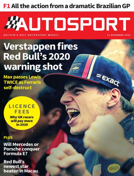 Autosport November 21, 2019 00:00