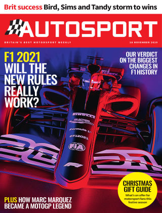 Autosport 28th November 2019