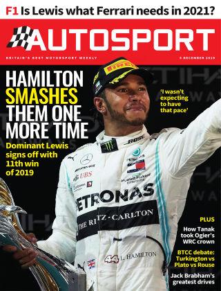 Autosport 5th December 2019