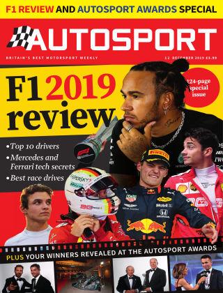 Autosport 12th December 2019