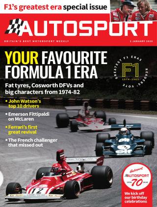 Autosport 2nd January 2020