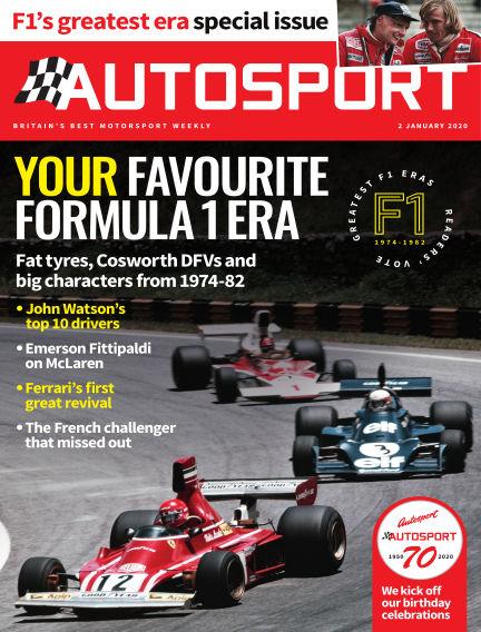 Autosport January 02, 2020 00:00